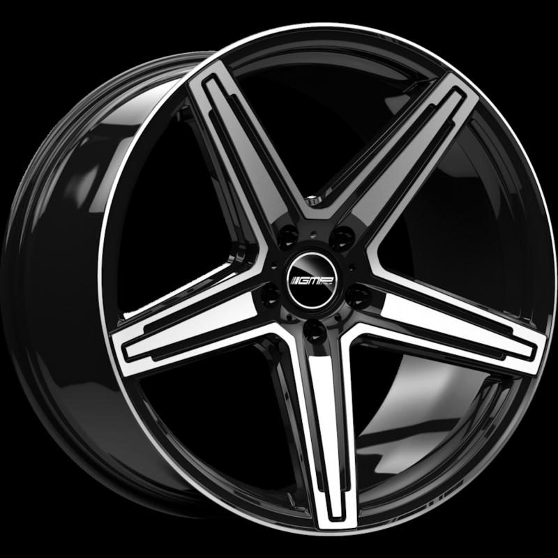 GMP Italia MK1-S black diamond